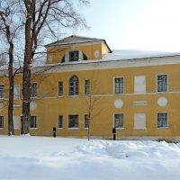 Духовное училище (1810-1817 гг.) :: Александр Качалин
