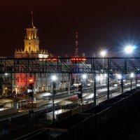Железнодорожный вокзал Краснодар - 1 :: Андрей Майоров