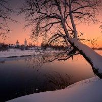 Скоры зимние сумерки... :: Roman Lunin