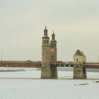 Мост через реку Неман :: Игорь Вишняков