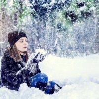 Зимняя прогулка :: Аленка