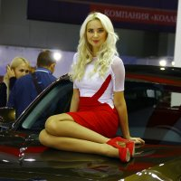 Красотка. :: Валерий Гудков