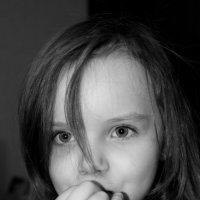 Юная леди... :: Вильгельм Фохт