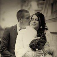 Свадьба  Евгения и Татьяны :: Андрей Молчанов
