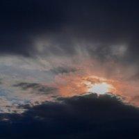 Небо за секунду до грозы... :: maxihelga ..............