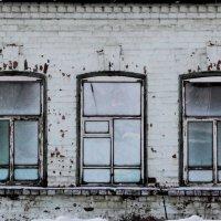 """""""Нарисованные"""" окна :: Диана Коновалова"""