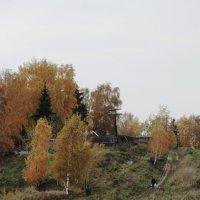 Осенний пейзаж :: Диана Коновалова