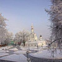 Спасская церковь во Владимире :: Светлана
