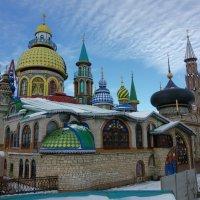 Храм всех религий :: Екатерина Краева