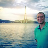 Владивосток. Мост через о.Русский. :: Наталья Александрова