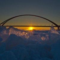 Мост и лед. :: cfysx