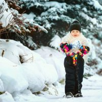 Зима Winter Ugra :: Константин Мищенко