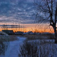 Морозное утро :: Валерий Толмачев