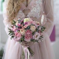 Pink beauty букет :: Евгения Лисина