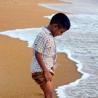На пляже :: Асылбек Айманов