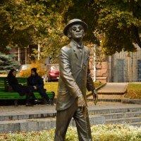 Киев.Памятник Паниковскому. :: Стас