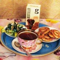 Чашечка чая :: Дмитрий Никитин