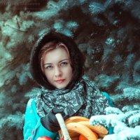 Зима... :: Оксана Жданова