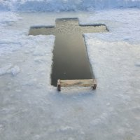 Крещенский крест :: Глен Ленкин