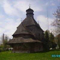 Храм  святых  Юрия  и  Ильи  в  Дрогобыче :: Андрей  Васильевич Коляскин