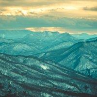 Вид на г.Папай с горы Собер-Баш :: Александр Светлый