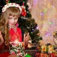 Волшебство Нового года :: Olga Savelova