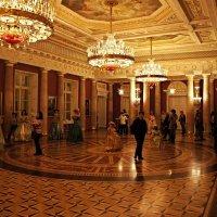 «Таврический» зал Большого дворца :: Елена Павлова (Смолова)