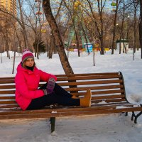 В парке. :: Света Кондрашова
