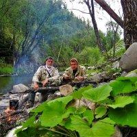 На рыбалке :: Сергей Чиняев