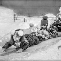 НАМ ВЕСЕЛО И РАДОСТНО ..... :: Владимир 1955 Железнов