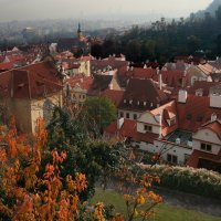 Панорама Праги :: lady-viola2014 -