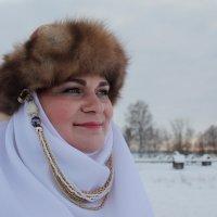 боярыня :: Людмила Волдыкова