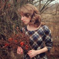 Осень в январе :: Лариса Савченко