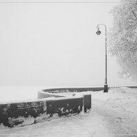 А Петербург зимой обласкан... :: Валентина Харламова