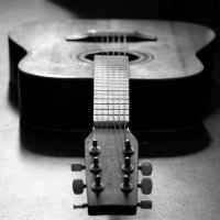 Старая гитара :: Алексей Афанасьев