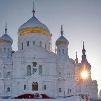 Белогорский мужской монастырь. :: Любовь