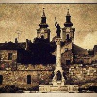 Венгрия.Секешфехервар 1972 :: Цветков Виктор Васильевич