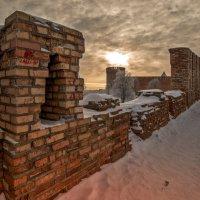 Смоленская крепость :: Алексей Содоль