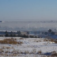 Морозное утро :: IURII