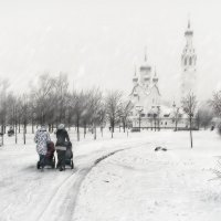 И погода ни почем :: Михаил Александров