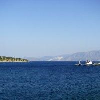Залив Мирабелло. Крит, Агиос-Николаос :: Ирина Сивовол