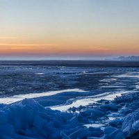 панорама зимнего моря :: Вячеслав Дубиковский