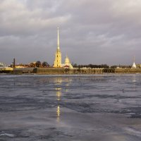 Зимнее потепление :: Aнна Зарубина