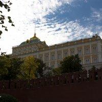 Кремль :: Михаил Ивах