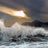 закат небес и волн :: viton