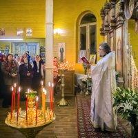Ночное Пасхальное богослужение :: aqbar aqbar