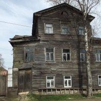 бывшая почтовая станция :: Сергей Кочнев