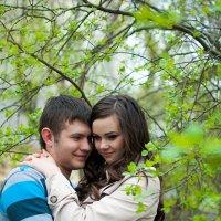 Милая пара :: Elena Nikitina