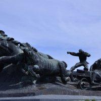 памятник :: Алексей Тупицын