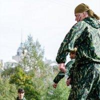 Бойцы :: Дмитрий Гришечко